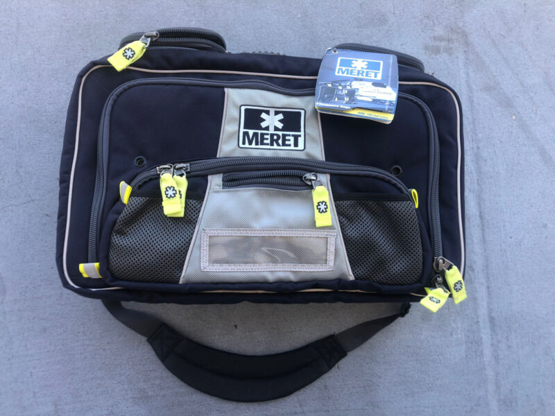 Meret OMNI PRO Total System Bag Coast Guard Helicopter Navy Blue (New With Tags)
