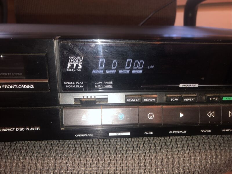 Magnavox CDB650 CD Player, Excellent Condition Fully Tested