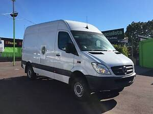 2009 Mercedes 4x4 315 CDI High Roof Yeerongpilly Brisbane South West Preview