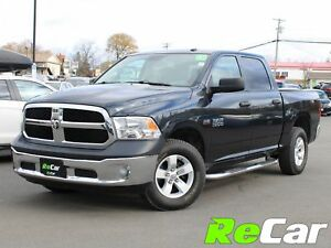 2015 RAM 1500 ST 4X4 | 5.7L HEMI | CREW | LOADED