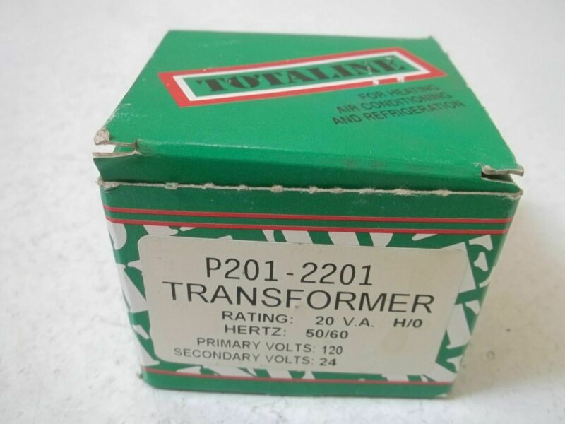 TOTALINE P201-2201 TRANSFORMER *NEW IN BOX*