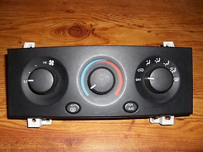 1999-2004 JEEP GRAND CHEROKEE HEATER CLIMATE CONTROL UNIT HVAC LIMITED LAREDO  Jeep Grand Cherokee Limited Heater