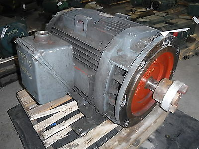 150 Hp General Electric Motor 1800 Rpm 444tsd 445tsd Frame Dp 460 V