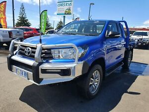 2016 Toyota Hilux SR (4x4) South Burnie Burnie Area Preview