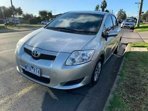 2008 Toyota Corolla Hatch Auto Shepparton Shepparton City Preview