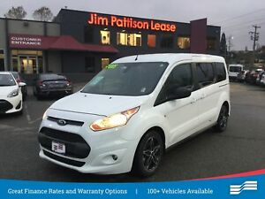 2016 Ford Transit Connect XLT Passenger w/Rear Liftgate