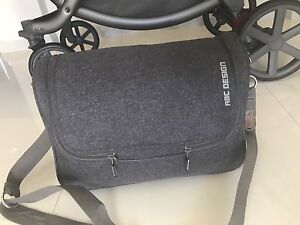 ABC Zoom twin tandem pram Landsdale Wanneroo Area Preview