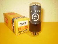 1 X 50l6gt-philips-miniwatt-nos-tube. -  - ebay.es