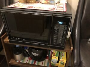 2 Great condition microwave ovens for urgent sale.