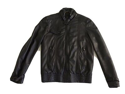 Burberry Lambskin Men's Jacket Size 48