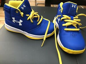 Brand New Under Armour sneakers size kids 12