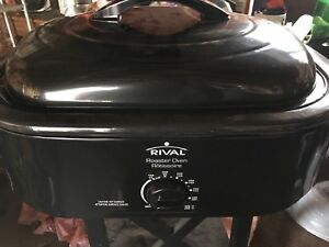 Oven roaster. Like brand new
