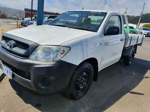 2011 Toyota Hilux WORKMATE South Burnie Burnie Area Preview