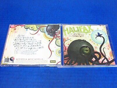 Halifax - The Inevitability Of A Strange World - 2006 Rock CD Excellent (Halifax The Inevitability Of A Strange World)