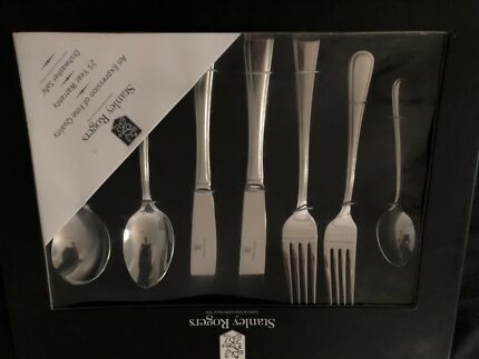 NEW Stanley Rogers cutlery set