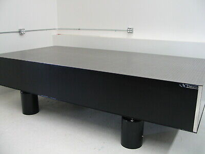 Marked Down Crated 10 Newport Optical Table W Leg Set Breadboard Lab Laser