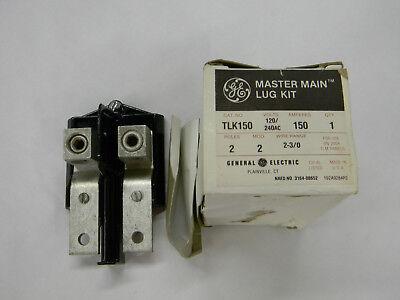 New Ge Master Main Lug Kit Tlk150 Volts 120240ac Amps 150  F2