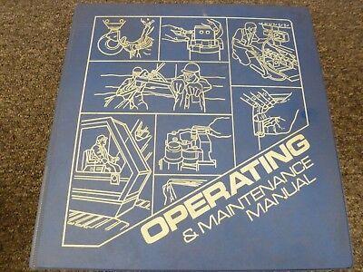 American Hoist 9320 Crawler Crane Shop Service Repair Maintenance Manual