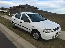 1999 Holden Astra Hatchback Bolwarra Heights Maitland Area Preview