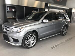 MERCEDES BENZ GL350 BLUETEC , AMG PACK , DVD , PREMIUM PACKAGE