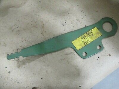 Nos Hydraulic Lever John Deere 3010 4010 Early 3020 4020 R34482 2nd Scv