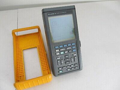 Fluke 97 50mhz Scopemeter 2 Channel Handheld Digital Oscilloscope Multimeter