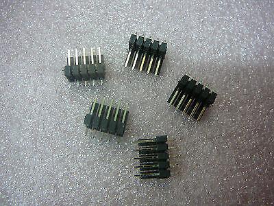 Molex 22-28-0050 Breakaway Header 5-pin Male 2.54mm New Qty.5