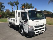 Fuso Canter 815 Wide MWB Dropside Tipper Tipper Regency Park Port Adelaide Area Preview