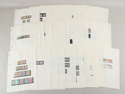 Sudan Stamp Collection 1897-1951 Mint&Used Scarce Telegraph Camel Riders Early+