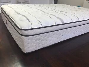 King Koil Tennyson Plush Queen Mattress - excellent condition Matraville Eastern Suburbs Preview