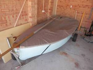 Heron - Sailing Dinghy 4th in 2015 Nationals Isabella Joondalup Joondalup Area Preview