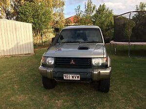 1996 Mitsubishi Pajero Wagon Toowoomba Toowoomba City Preview