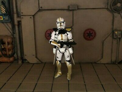 LOOSE STAR WARS 327th STAR CORPS CLONE TROOPER COMMANDER