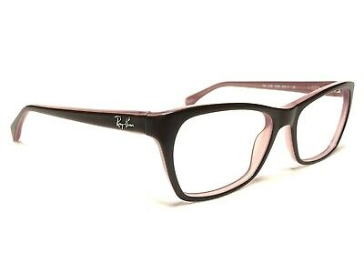 Ray Ban RB5298 5386 Womens Brown & Pink Cat's Eye Rx Eyeglasses Frames (Pink Ray Ban Glasses Frames)