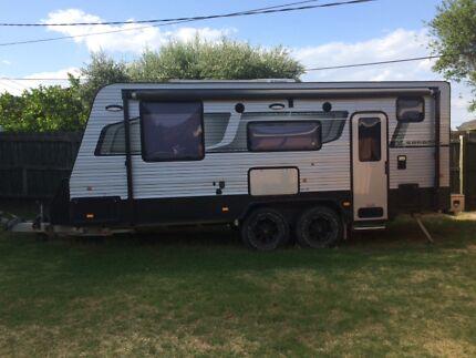 2016 Coromal caravan E612S 20ft Cheltenham Kingston Area Preview