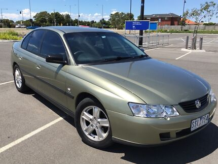 Holden commodore VY