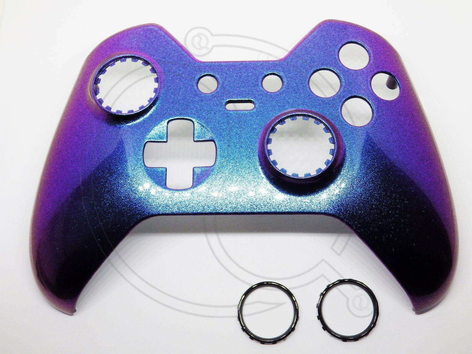 New Xbox One Elite mod black rings Controller custom ...
