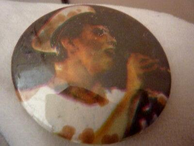 "DAVID BOWIE, Vintage"" 1970s /1980s Badge 2 ¼ """