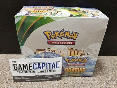Pokemon XY Roaring Skies Factory Sealed Booster Box w/ 36 Packs - FREE SHIPPING