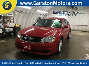 2013 Dodge Avenger SXT*POWER SUNROOF*CLIMATE CONTROL*FOG LIGHTS*