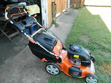 LAWN MOWER BAUMR- AG 19 INCH CUT CATCH OR MULCH South Windsor Hawkesbury Area Preview