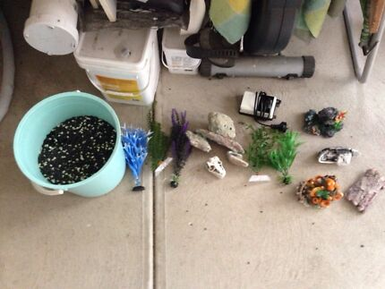 Fish tank accessories + Bubbler Henley Beach South Charles Sturt Area Preview