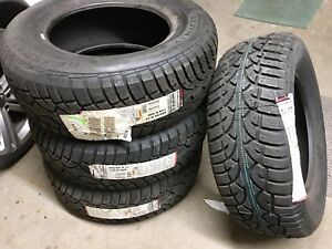 265/65R17  new winter tires