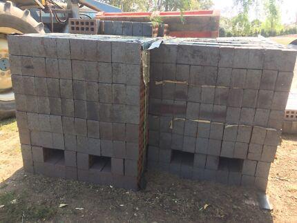 2 x pallets PGH Blue Steel Flash bricks