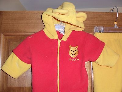 EUC Whinny the Pooh costume for baby / infant  0 - 3 mo. DISNEY brand Halloween