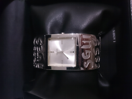 Ladies Guess watch silver