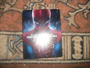 the amazing spiderman bluray Scoresby Knox Area Preview