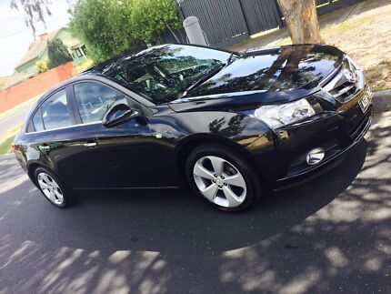 Black 2011 Holden Cruze CDX Highest Model with all upgrades