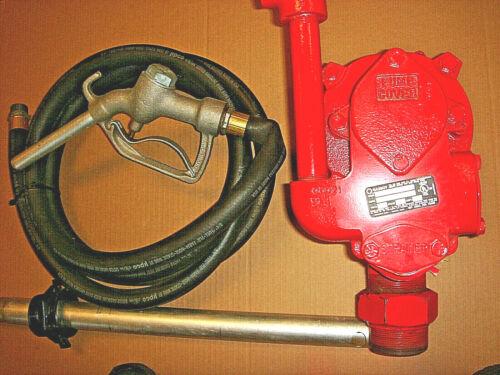 Gasboy model 73 fuel transfer pump 115 volts