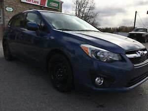 2013 subaru impreza 24,000 KM Supreme automotive